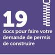 19 docs pour faire votre demande de permis de construire
