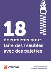 18 documents pour faire des meubles avec des palettes - Quoi faire avec des palettes ...