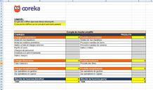 Feuille De Calcul Compte De Resultat Simplifie Excel