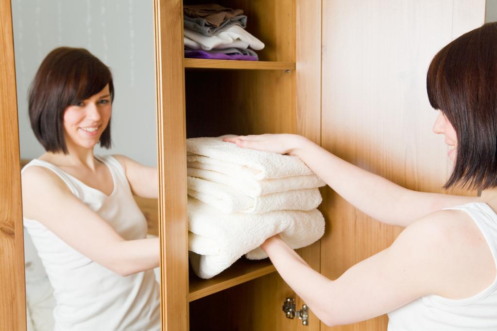 Utiliser son s che serviette comme un s che linge - Comment fonctionne un seche linge ...
