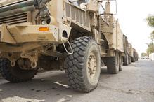 Vehicules militaires armee