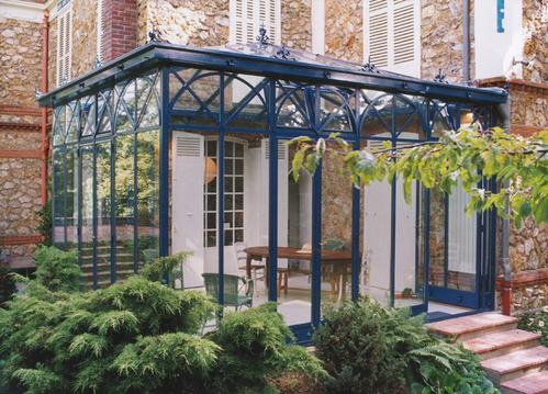 Entretien et nettoyage veranda conseils pour bien l for veranda aluminium style ancien