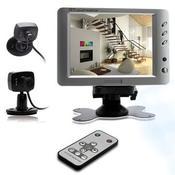 Vidéosureveillance caméras filiaires