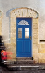 Porte anti effraction infos sur la porte anti effraction for Porte d entree vitree anti effraction