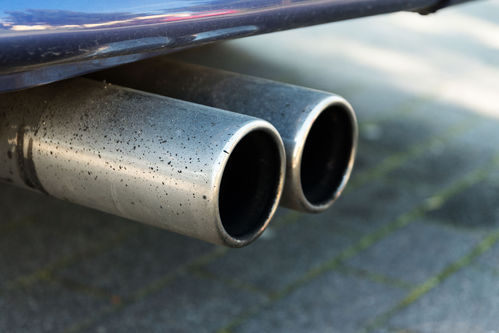 Chaud voiture pipes