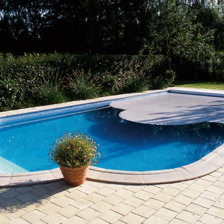 Volet de piscine