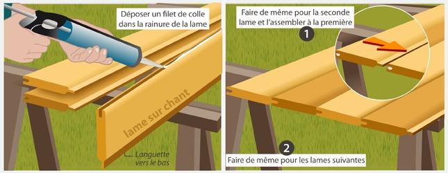 Fabriquer un volet battant en bois Volet # Fabriquer Des Volets En Bois