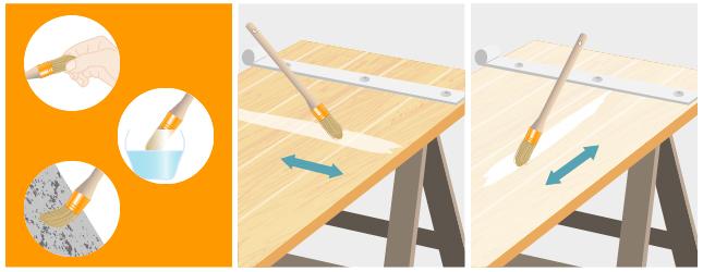 peindre des volets en bois volet. Black Bedroom Furniture Sets. Home Design Ideas