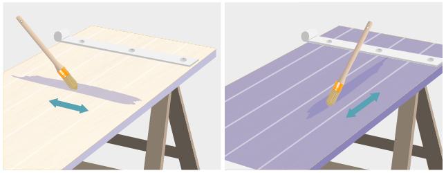 Peindre des volets en bois volet for Quelle peinture pour le bois