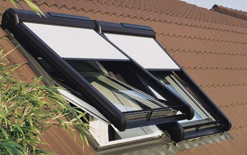 Volet fenetre de toit tout savoir sur le volet velux for Prix volet solaire velux