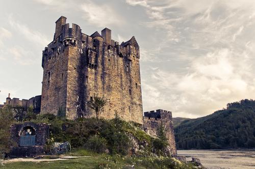 Achat de château