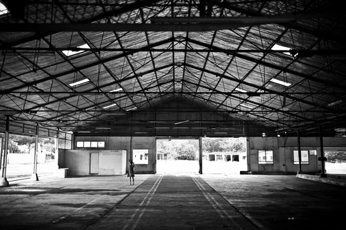 Achat de hangar
