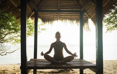 Stress: yoga et méthodes orientales
