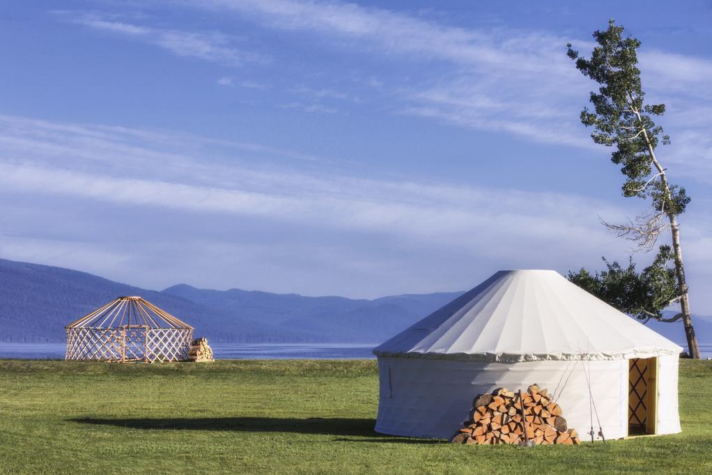 Yourte moderne : un espace flexible, nomade ou sédentaire