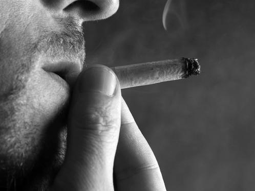 Toux du fumeur