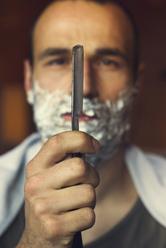 Rasoir de barbier