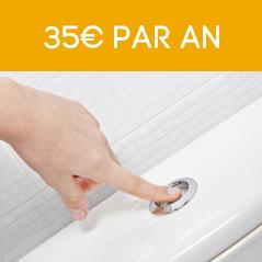35€ par an