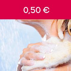 0,50€