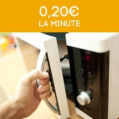 0,20€ la minute