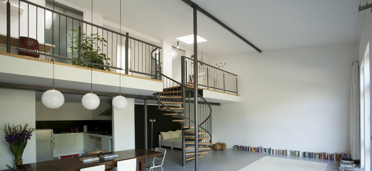 Construire une mezzanine : construction - Ooreka